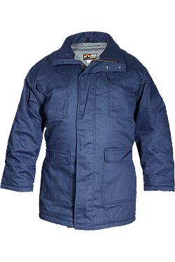 Moderate Climate Parka - Navy Blue
