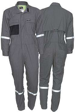 Summit Breeze® Gray Coverall