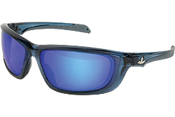 USS Defense Blue Diamond Polarized